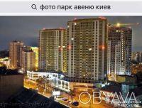 Новая с ремонтом и мебелью квартира, с видом на Печерск. Студио и спальня. 2 сан. Голосеево, Киев, Киевская область. фото 4