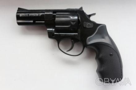 Новый револьвер под патрон Ekol Python 3, калибр 4 мм, с начальной скоростью пол. Київ, Київська область. фото 1