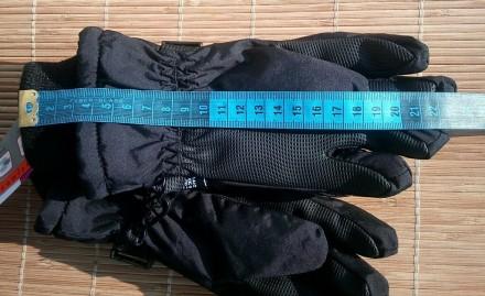 Качественные тёплые термоперчатки на 5-7 лет от Kids Швейцария.  Утеплитель TER. Тульчин, Винницкая область. фото 4