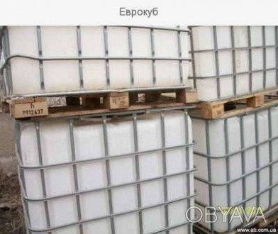 Продам емкость, еврокуб, IBC контейнер, бочка 1000л