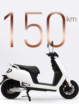 S5 -новый, супер качественный электрический скутер с европейской сертификацией.. Киев, Киевская область. фото 2