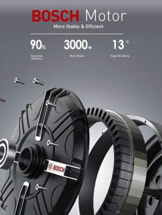 S5 -новый, супер качественный электрический скутер с европейской сертификацией.. Киев, Киевская область. фото 4
