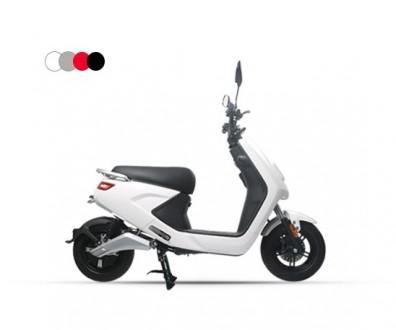 Надежный двухместный электрический скутер с европейской сертификацией для поездо. Киев, Киевская область. фото 3
