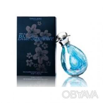 Blue Sapphire парфюмерная вода Oriflame раритет Орифлейм