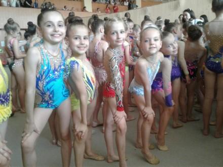 Набор в группу по художественной гимнастике девочек от 3 до 8 лет. Приглашаем по. Запоріжжя, Запорожская область. фото 3