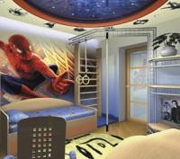 Для детской комнаты  дизайн и оснащение интерьера от Дизайн-Стелла, Кие. Киев. фото 1