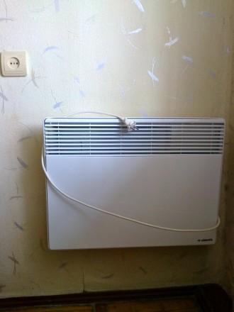 Конвектор электрический настенный Atlantic F17 1500 с регулировкой температуры н. Мариуполь, Донецкая область. фото 2