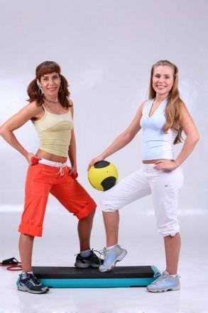 Фитнес тренировки  : стретчинг, пилатес, йога, калланетик, кардио тренинг.  Гру. Сумы, Сумская область. фото 3