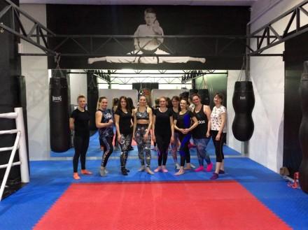 Приглашаем девушек от 16 лет на тренировки по Fighting girl на поселке Котовског. Одеса, Одесская область. фото 3