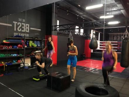Приглашаем девушек от 16 лет на тренировки по Fighting girl на поселке Котовског. Одеса, Одесская область. фото 6