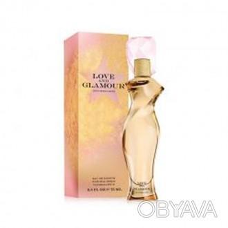 Jennifer Lopez Love and Glamour Oriflame женская парфюмерная вода Орифлейм