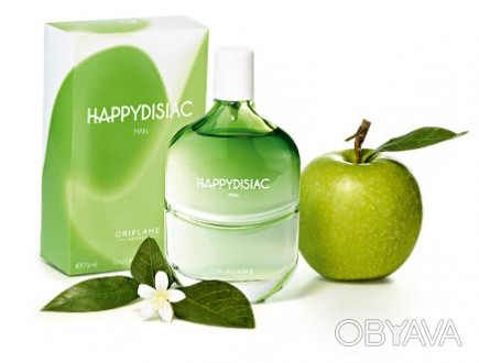 Туалетная вода happydisiac man хепидизиак мэн орифлейм код 32159