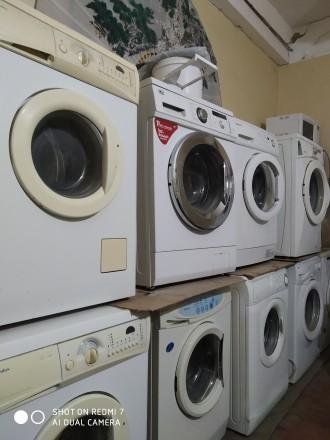 Надоело стирать руками ?   Нужна качественная машинка на квартиру ?  Тогда В. Киев, Киевская область. фото 3
