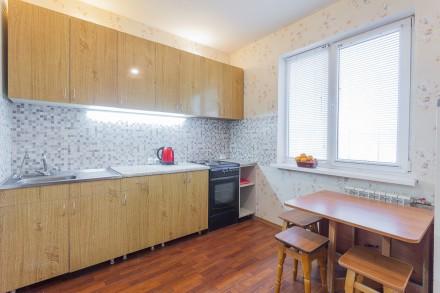 Сдается 2-х комнатная квартира на ул. Бальзака 83/2. 16-ти этажный дом, лифт.  В. Троещина, Киев, Киевская область. фото 3
