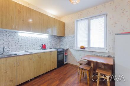 Сдается 2-х комнатная квартира на ул. Бальзака 83/2. 16-ти этажный дом, лифт.  В. Троещина, Киев, Киевская область. фото 1