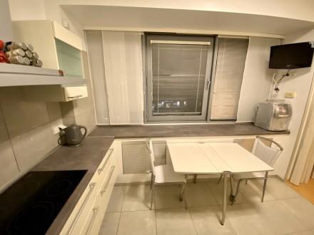 Уникальная 3 комнатная квартира Центр ЖК Башни с ремонтом Центральная, респекта. Нагорка, Днепр, Днепропетровская область. фото 8