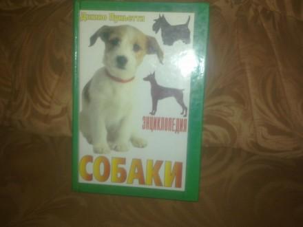 продам новую инциклопедию по собакам. Лисичанск. фото 1