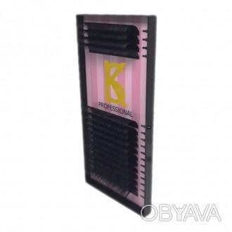 Ресницы SK черные