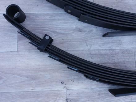 Рессорные листы ,усиленные рессоры в сборе Хаммер Н3\Hummer H3  Снабжены против. Запорожье, Запорожская область. фото 5
