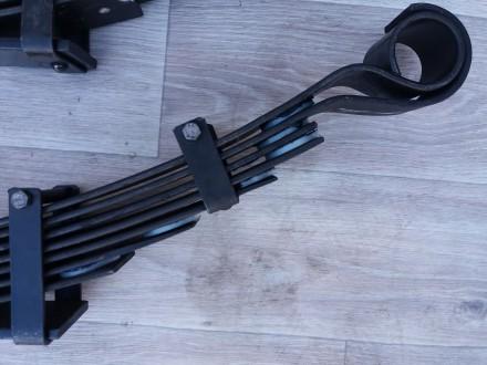 Рессорные листы ,усиленные рессоры в сборе Хаммер Н3\Hummer H3  Снабжены против. Запорожье, Запорожская область. фото 4