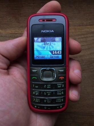 Кнопочный Мобильный Телефон «Nokia 1208»  Телефон в рабочем состоянии. В режим. Одесса, Одесская область. фото 9
