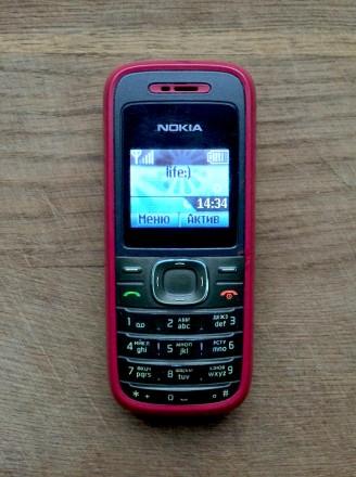 Кнопочный Мобильный Телефон «Nokia 1208»  Телефон в рабочем состоянии. В режим. Одесса, Одесская область. фото 7