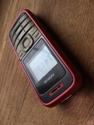 Кнопочный Мобильный Телефон «Nokia 1208»  Телефон в рабочем состоянии. В режим. Одесса, Одесская область. фото 4