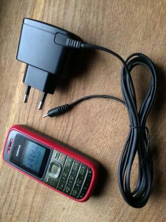Кнопочный Мобильный Телефон «Nokia 1208»  Телефон в рабочем состоянии. В режим. Одесса, Одесская область. фото 6