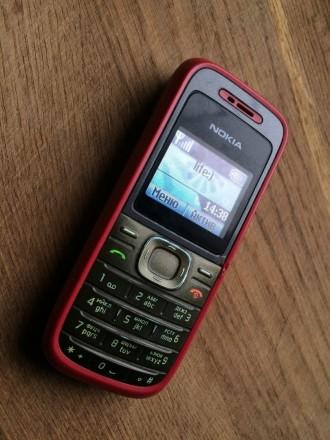 Кнопочный Мобильный Телефон «Nokia 1208»  Телефон в рабочем состоянии. В режим. Одесса, Одесская область. фото 3