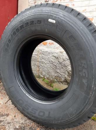 Новые грузовые шины 385/65R22.5 TOSSO ENERGY BS 838 T (ПРЕМИУМ КАЧЕСТВО - 30 см . Чернигов, Черниговская область. фото 7