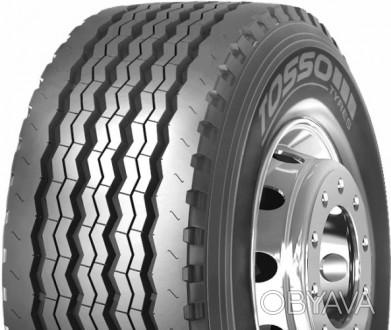 Новые грузовые шины 385/65R22.5 TOSSO ENERGY BS 838 T (ПРЕМИУМ КАЧЕСТВО - 30 см . Чернигов, Черниговская область. фото 1