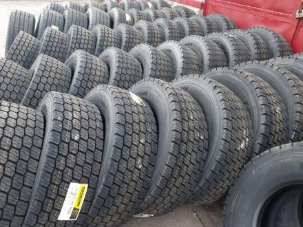 Новые грузовые шины 315/70R22.5 ENERGY BS 739 D приводная ось, аналог Aeolus ADW. Чернигов, Черниговская область. фото 5