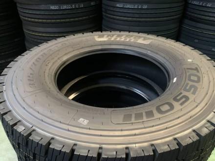 Новые грузовые шины 315/70R22.5 ENERGY BS 739 D приводная ось, аналог Aeolus ADW. Чернигов, Черниговская область. фото 8