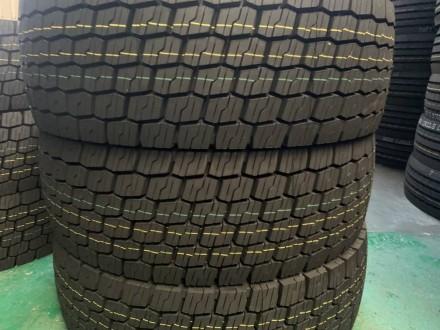Новые грузовые шины 315/70R22.5 ENERGY BS 739 D приводная ось, аналог Aeolus ADW. Чернигов, Черниговская область. фото 9