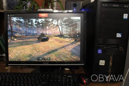 Мощный компьютер 4 ядра  для игр и работы