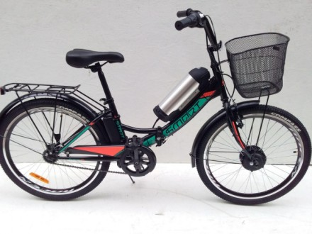 """Наш сайт: https://fils.com.ua Электровелосипед складной SMART 24"""" – . Одесса, Одесская область. фото 5"""