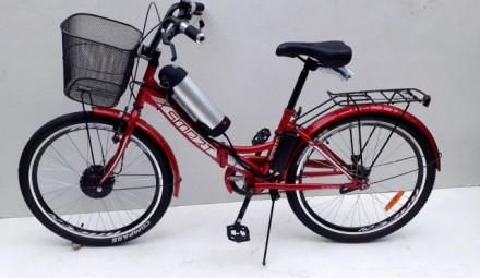 """Наш сайт: https://fils.com.ua Электровелосипед складной SMART 24"""" – . Одесса, Одесская область. фото 4"""