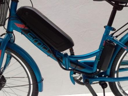 """Наш сайт: https://fils.com.ua Электровелосипед складной SMART 24"""" – . Одесса, Одесская область. фото 8"""