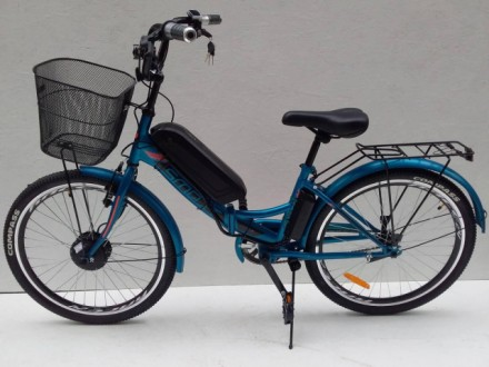 """Наш сайт: https://fils.com.ua Электровелосипед складной SMART 24"""" – . Одесса, Одесская область. фото 3"""
