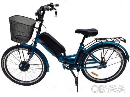 """Наш сайт: https://fils.com.ua Электровелосипед складной SMART 24"""" – . Одесса, Одесская область. фото 1"""