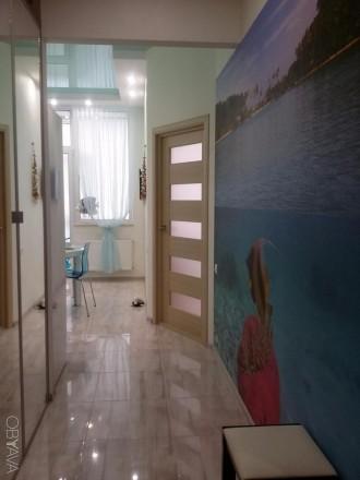 Сдам СВОЮ авторскую, красивую, новую квартиру полностью укомплектованную.Удачное. Аркадия, Одесса, Одесская область. фото 6