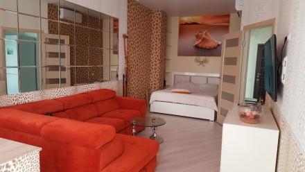 Сдам СВОЮ авторскую, красивую, новую квартиру полностью укомплектованную.Удачное. Аркадия, Одесса, Одесская область. фото 13