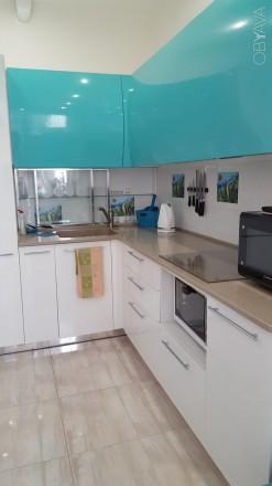 Сдам СВОЮ авторскую, красивую, новую квартиру полностью укомплектованную.Удачное. Аркадия, Одесса, Одесская область. фото 3