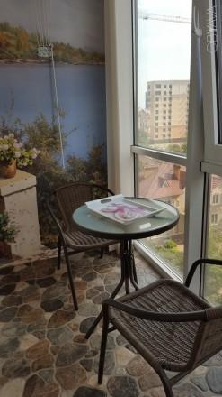Сдам СВОЮ авторскую, красивую, новую квартиру полностью укомплектованную.Удачное. Аркадия, Одесса, Одесская область. фото 7