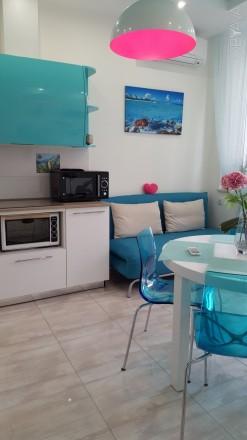 Сдам СВОЮ авторскую, красивую, новую квартиру полностью укомплектованную.Удачное. Аркадия, Одесса, Одесская область. фото 5