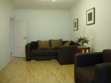 Сдается в аренду 3-х комнатная двухсторонняя квартира в отличном состоянии на 6 . Позняки, Киев, Киевская область. фото 7