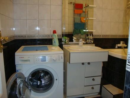 Сдается в аренду 3-х комнатная двухсторонняя квартира в отличном состоянии на 6 . Позняки, Киев, Киевская область. фото 18