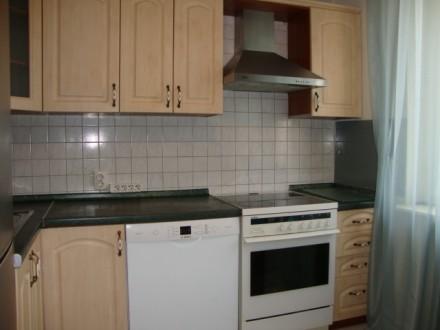 Сдается в аренду 3-х комнатная двухсторонняя квартира в отличном состоянии на 6 . Позняки, Киев, Киевская область. фото 16