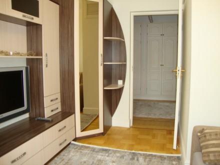 Сдается в аренду 3-х комнатная двухсторонняя квартира в отличном состоянии на 6 . Позняки, Киев, Киевская область. фото 14