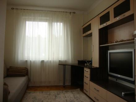 Сдается в аренду 3-х комнатная двухсторонняя квартира в отличном состоянии на 6 . Позняки, Киев, Киевская область. фото 12